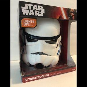 New 3D Light FX Star Wars Stormtrooper Deco Light